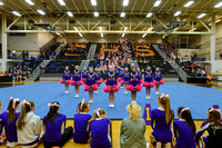 2016 Cheer for a Cure Dayton - Bellbrook Middle School Cheer - 349