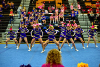 2016 Cheer for a Cure Dayton - Eaton Junior Varsity Cheer - 125