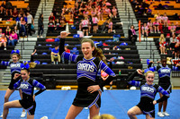 2016 Cheer for a Cure Dayton - Kettering Middle School Cheer - 627