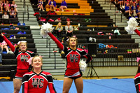 2016 Cheer for a Cure Dayton - West Carrolton Varsity Cheer - 296