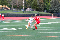 2016-10-11 WHS Girls Soccer vs Carlisle