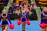 2016 Cheer for a Cure Dayton - Bellbrook Middle School Cheer - 356