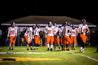2013-11-09 Waynesville Spartan Football Vs West Jefferson