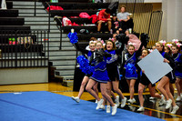 2016 Cheer for a Cure Dayton - Amelia Middle School Cheer - 467